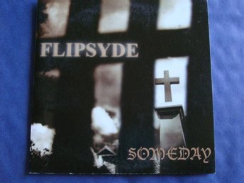 Flipsyde - Someday, 2tr CDS - Ny!