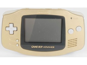 Game Boy Advance Console (Gold) -