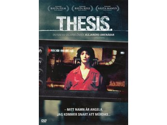 Thesis (DVD)