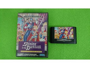 Shining in the Darkness Sega Megadrive