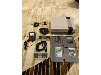 Nintento nes packet