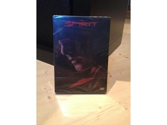 The Spirit (Steelbook) INPLASTAD