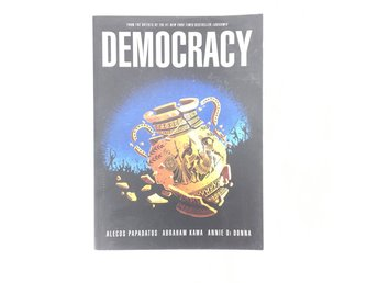 DEMOCRACY Alecos Papadatos Abraham Kawa Annie di Donna ISBN 9781608197194