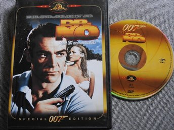 Dr. No James Bond 007 DVD 2 disc Ultimate Edition (Sean Connery)