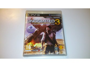 - Uncharted 3 Drakes Deception PS3 -