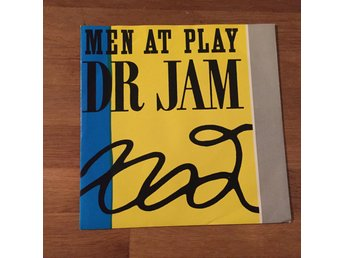 "MEN AT PLAY - DR. JAM. (MVG 7"")"