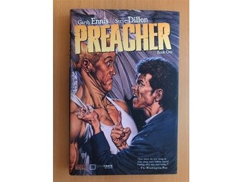 Preacher Loot Crate Exlusive Cover