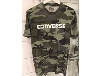 Converse Army Kamouflage T-shirt