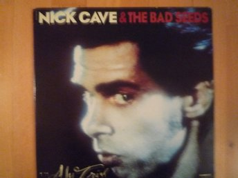 Nick Cave & Bad Seeds-Your Funeral Origainal Pressing Fold Out 1986