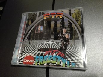 PTR Freestyle Vol. 1 (CD, 2000, USA-import) dance/freestyle NY/OSPELAD
