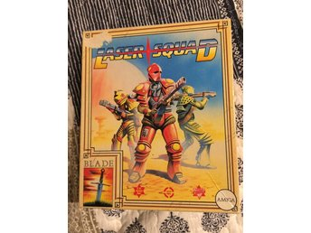 Laser Squad (Retro, Small box)