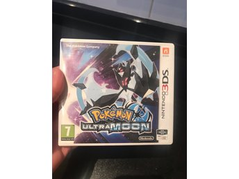 pokemon ultramoon ultra moon    Nintendo 3ds