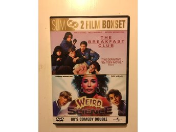 The Breakfast club/Weird science/2-disc