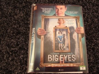 DVD-BIG EYES *Amy Adams, Christph Waltz*
