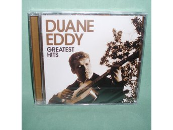 DUANE EDDY - Greatest hits , CD inplastad ,