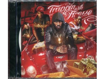 DJ Finesse - Trippin With Finesse - CD + DVD - Promo