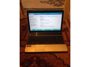 "Acer eMACHINES E640+ win 7 license +batterie - Kamera -hdmi -15.6"" FYND DATA !!"
