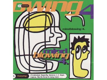Minblowing 4 - 1993 - CD - NEW - Eurodance, Euro House