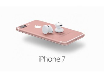 iPhone 7 Rosa 32 GB - Hjärup - iPhone 7 Rosa 32 GB - Hjärup