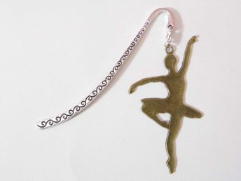 Dansare bokmärke / Dancer bookmark