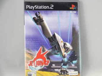 Jet Ion GP - PS2 Playstation