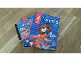 Olympic Games 1996, PC-spel med kartong och manual