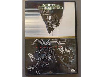 Alien Vs Predator och AVP 2 Requiem - Kramfors - Alien Vs Predator och AVP 2 Requiem - Kramfors