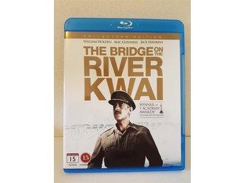The Bridge on The River Kwai Blu ray - Vårby - The Bridge on The River Kwai Blu ray - Vårby