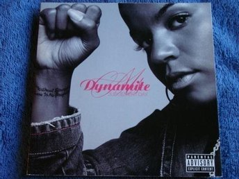 Ms. Dynamite - Judgement day, 2tr CDS - Ny!