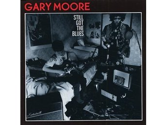 Moore Gary: Still got the blues 1990 (Rem) (CD)