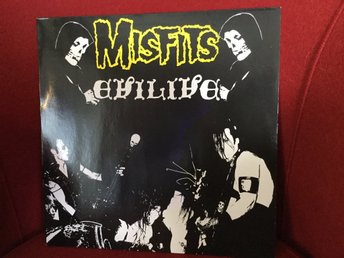 MISFITS-EVILIVE (tysk press -88)