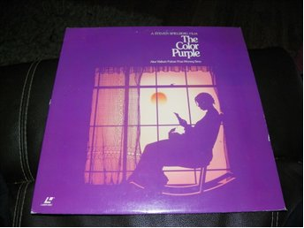 The Colur purple - Steven Spielberg - Widescreen edition - 2st laserdisc