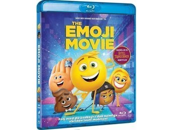 Emoji Movie (Blu-ray)