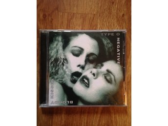 Type O Negative - Bloody Kisses CD Goth Metal Doom