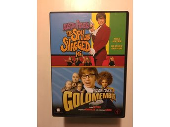 Austin Powers x2-The Spy who shagged me+Goldmember