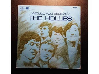 "THE HOLLIES  ""Would you believe?""    1966   RARE"