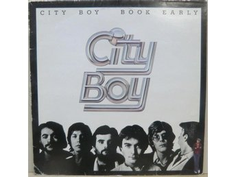 City Boy-Book early / LP