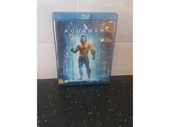 Blu ray : Aquaman
