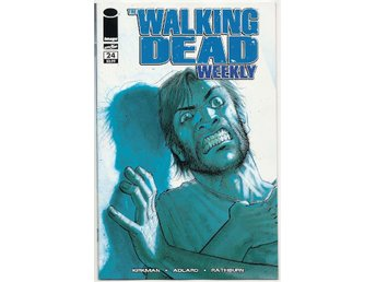 Walking Dead Weekly # 24 NM Ny Import
