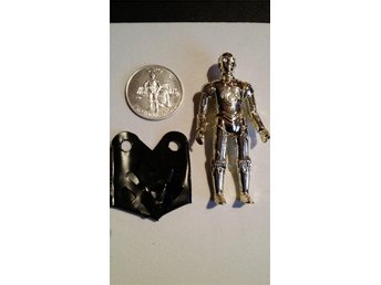 KOMPLETT O NYSKICK C-3PO REMOVABLE LIMBS 1982 + POTF-MYNT - Star Wars Vintage