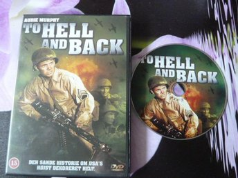 TO HELL AND BACK, DVD, FILM
