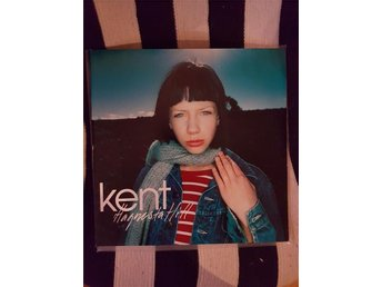 "Kent - Hagnesta Hill 12"" LP (Andra Press Clear 2000)"