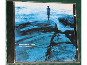 Stina Nordenstam -- Memories Of A Color -- 1991 -- CD