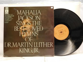 MAHALIA JACKSON - SINGS MARTIN LUTHER KING, Jr.