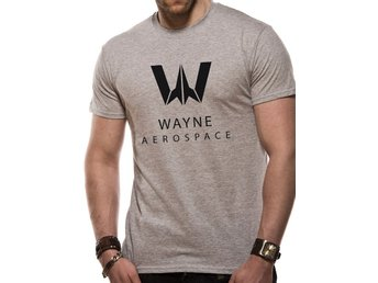 JUSTICE LEAGUE MOVIE - WAYNE AEROSPACE (UNISEX) - Medium