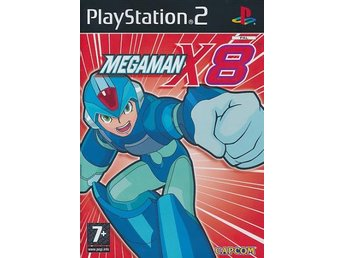 Mega Man X8 (PS2)