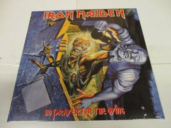 Iron Maiden (LP) - No Prayer For The Dying - Ospelad!