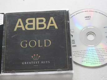 """Javascript är inaktiverat. - Nynäshamn - ABBA Gold """"Greatest Hits"""" CDDancing Queen 3:49Knowing Me, Knowing You 4:01Take A Chance On Me 4:01Mamma Mia 3:32Lay All Your Love On Me 4:32Super Trouper 4:10I Have A Dream 4:43The Winner Takes It All 4:54Money, Money, Money 3:05S.O.S. 3:19Ch - Nynäshamn"""