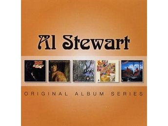 Stewart Al: Original album series 1967-78 (5 CD)