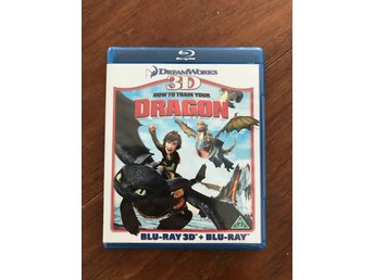 How to train your dragon - 3D blue-ray